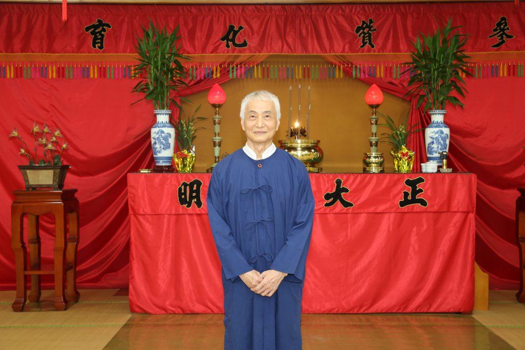 天帝教第四任首席使者陳光理