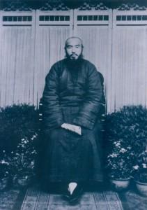 天帝道統第五十四代天德教主蕭公昌明